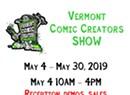 Vermont Comic Creators Group Show