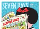 The Cartoon Issue, 2015