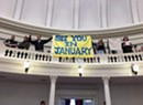 Three Arrested After Climate Protest Halts Vermont House Action