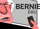 Bernie Bits: Sanders Stumbles During 'Black Lives Matter' Protest