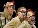 Theater Review: 'The Complete History of Comedy (Abridged),' Lost Nation Theater