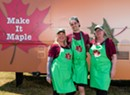 Make It Maple Revs Up on the Food Network