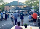 Four Quarters Brewing Turns Parking Lot Into Beer Garden