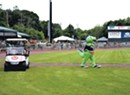 Champ Gets a New Electrified Ride for Lake Monsters Games