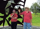Being There: Walking Conversations at Cold Hollow Sculpture Park