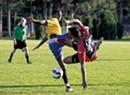 Burlington's African Amateur Teams Are Serious About Soccer
