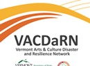 Vermont Arts & Culture Disaster and Resilience Network Launch Meeting