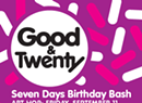 We are turning 20!