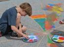'Chalk the Walk!'