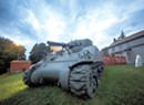 Winooski VFW Will Tank Before Giving Up Its Landmark Sherman