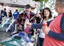 Waste Warriors Educate Eventgoers About Their Trash