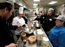 Chef Joey Buttendorf Energizes Community Kitchen Academy