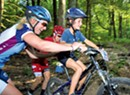 Getting on Track at a Little Bellas Mountain-Biking Clinic for Women