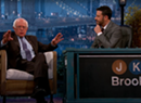 Bernie Bits: Sanders Talks Pot, God and Electability on <i>Jimmy Kimmel</i>