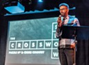 'The Crossword Show With Zach Sherwin' Gets Down, and Across, at ArtsRiot