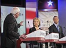 At Iowa Debate, Sanders Pivots From Terrorism to Economics
