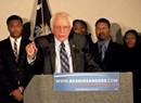 Sanders Undergoes Hernia Repair Procedure