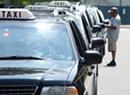 Burlington Suspends Taxi Company for Violations