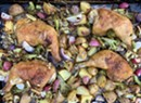 Home on the Range: Sheet Pan Roast Chicken