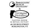 Vermont Distillers & Smugglers' Notch Distillery Tasting Room