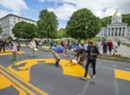 Burlington City Council OKs 'Black Lives Matter' Street Mural