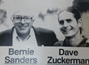 Bernie Sanders Endorses David Zuckerman for Governor