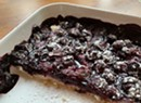 Home on the Range: Blueberry Shortbread Bars