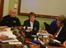 Legislators Briefed on Statehouse Security Procedures