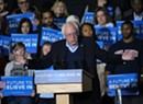 Sanders Shrugs Off Attacks by Former President Clinton