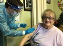 Vermont Nursing Home Residents Begin Getting Vaccines