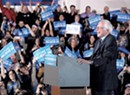 Sanders Wins Three of Four States, but Clinton Retains Wide Lead