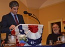 Weinberger Talks Opiates and Infrastructure; Knodell Reelected Council President