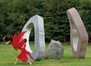 Cold Hollow Sculpture Park's Outsize Artworks Turn Enosburg Falls Hayfields Into a Gallery