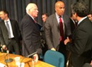 Sens. Patrick Leahy, Cory Booker Talk Criminal Justice Reforms