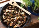 Farmers Market Kitchen: Roasted Dilly Potatoes