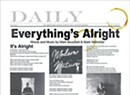 Modern Nature, 'Everything's Alright'