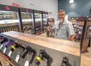 Shots Fired: A Reporter Visits an Indoor Gun Range