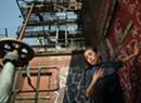 Eiko Otake Performs 'A Body' at the Moran Plant