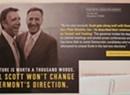 Lisman, Scott Campaigns Clash Over New Flier