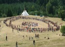 Thousands to Descend on Green Mountains for Rainbow Family Gathering