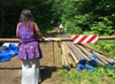 Rainbow Family Lays Groundwork for Its Massive Vermont Gathering