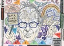 Feel the Bern Adult Coloring Contest Winners