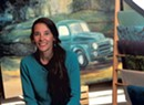 Work: Chelsea Lindner, owner, Artists' Mediums