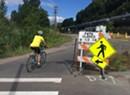 A Stretch of the Burlington Bike Path to Close for Construction