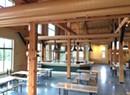 Inside the von Trapp Bierhall, Soft-Opening September 15