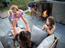 DIY: Backyard Stone Fire Pit
