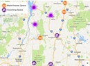Mapping Vermont's Maker and Coworking Spaces