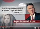 Planned Parenthood Super PAC Hits Scott Over Abortion Rights