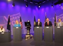 At Vermont PBS Debate, Leahy Pans Milne Term Limit Proposal