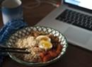 Farmers Market Kitchen: Breakfast Ramen Hack